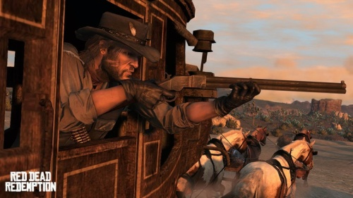 An open world Western by Rockstar? Sold!