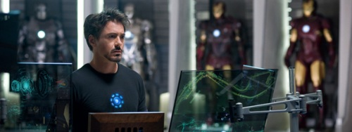 What new contraptions does Stark have up his sleeve this time?