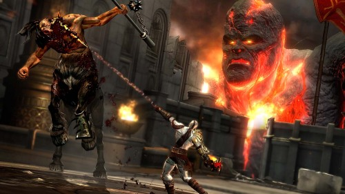 God of War III looks like it's in excellent hands.