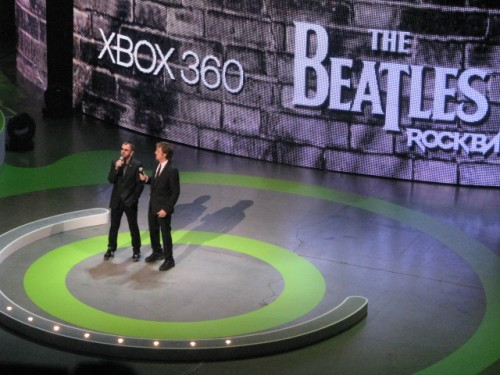 "The last remaining Beatles band members, Sir Paul McCartney and Ringo Starr announce they like the game. Paul said, ""he never thought he would become a Game Android."" Ringo said, ""The game sounds great, the graphics are great, and we're in it!"""