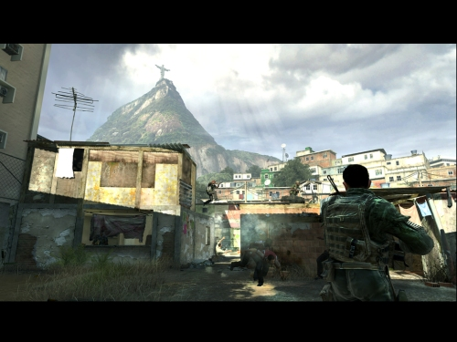 Modern Warfare 2 gets my vote for best game at E3 2009.
