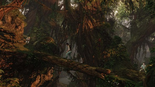 Naughty Dog completely rewrote its graphics engine and the result is extraordinary.