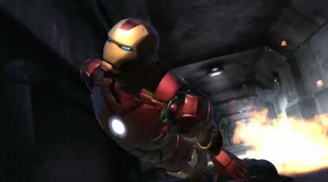 Can Sega pull off a kick-ass Iron-Man 2 video game?